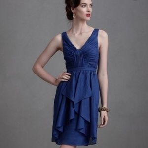 Anthropologie Quillaree bridesmaid dress